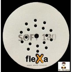 225mm Flexa Sanding mesh drywall pads, hook and loop, P80-180