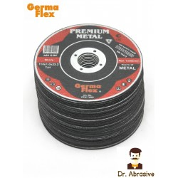 "115mm 5"" GermaFlex Cutting Discs Metal 115x1,0x22,2"
