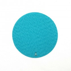 180mm hook and loop replacement for backing pad