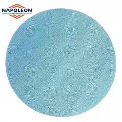 "75mm 3"" wet or dry Napoleon sanding discs, hook and loop, P80-2000"