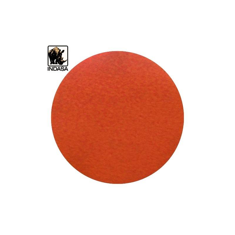 "125mm 5"" Indasa Rhynogrip sanding discs, hook and loop, no hole, P40-2000"