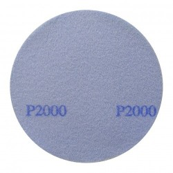 "180mm 7"" Wet or dry Deerfos sanding discs, hook and loop, P40-3000"