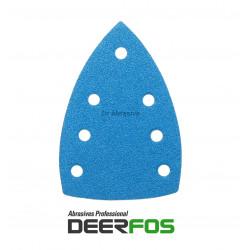 100 x 150mm Sanding sheets delta sandpaper pads for FESTOOL DTS, wet or dry P40-180