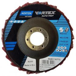 """125mm 5"""" Norton Vortex..."""